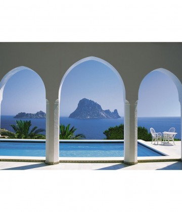 Pool and Arches