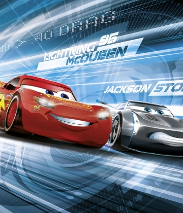 CARS 3 SIMULATION
